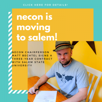 Necon Is Moving to Salem, Increasing Capacity
